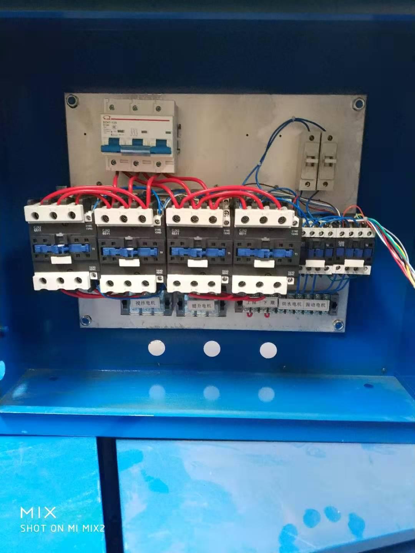 搅拌机控制箱