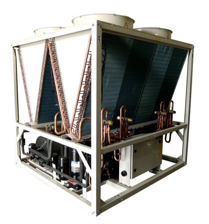 四川风冷模块机—YCAE-D超低温系列