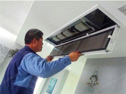 常用的四川中央空调保养步骤