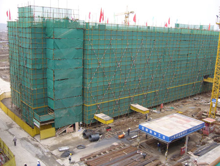 新北川灾后重建
