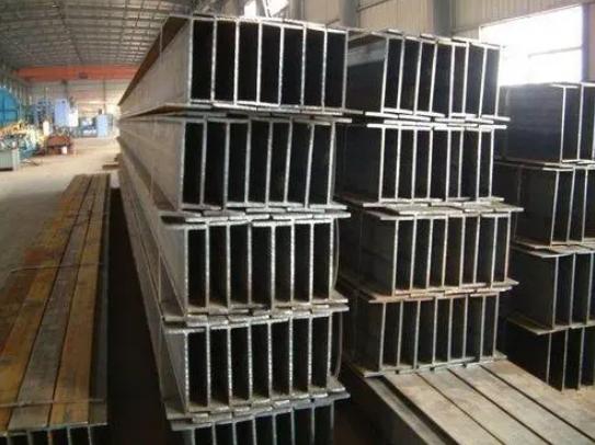 高频焊接H型钢在现代雨棚中的运用
