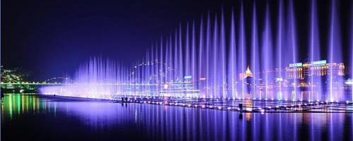 你知道吗?四川音乐喷泉更能体现表现音乐的情感魅力