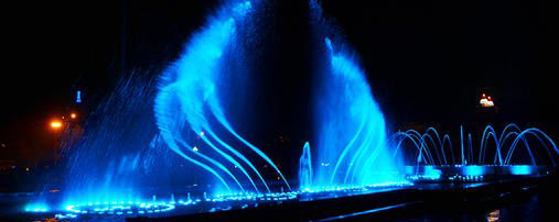 你想要了解的四川音乐喷泉维修和特点信息都在这里了