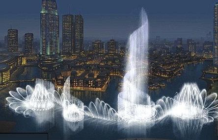 四川音乐喷泉厂家