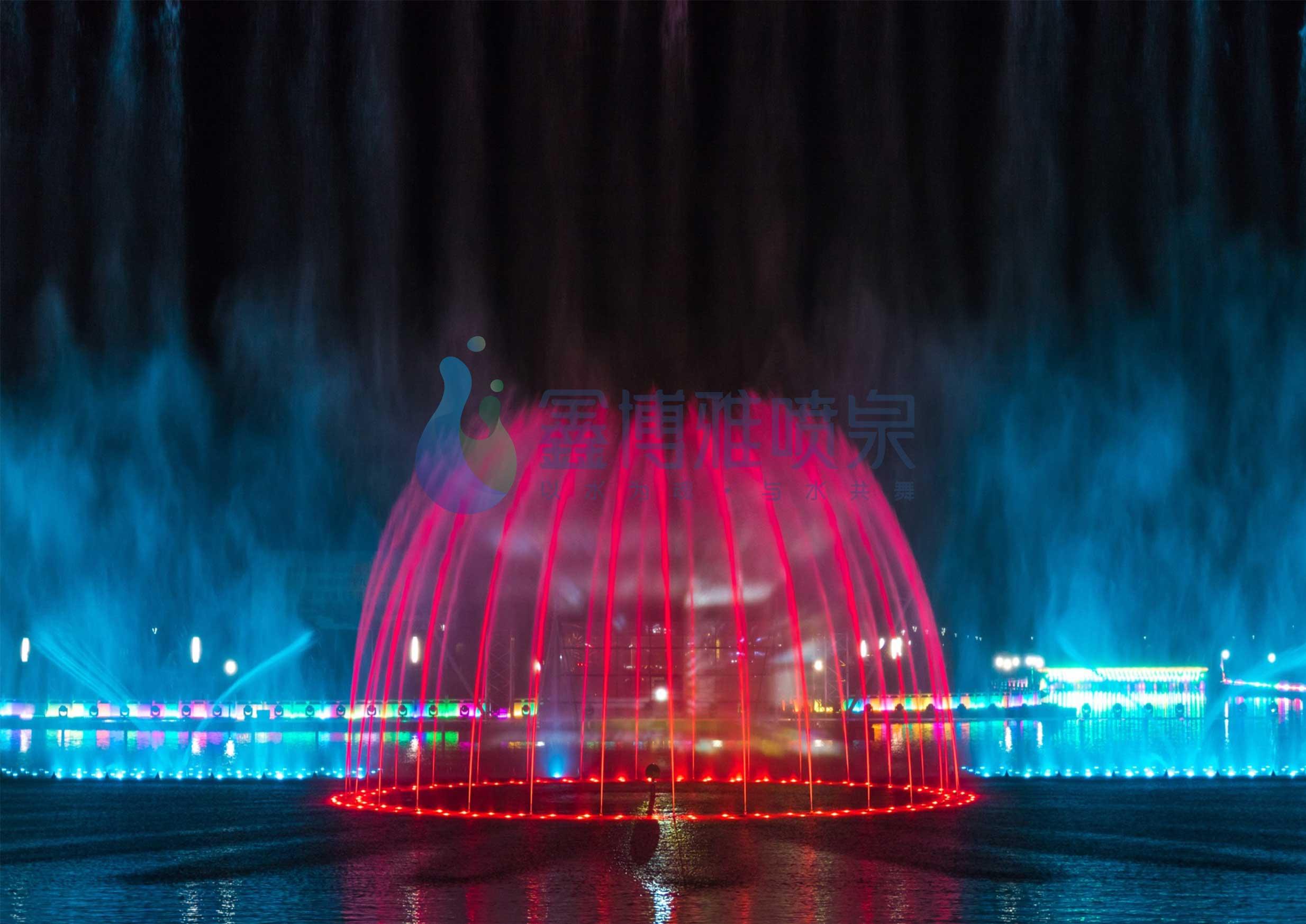 四川景观喷泉设计
