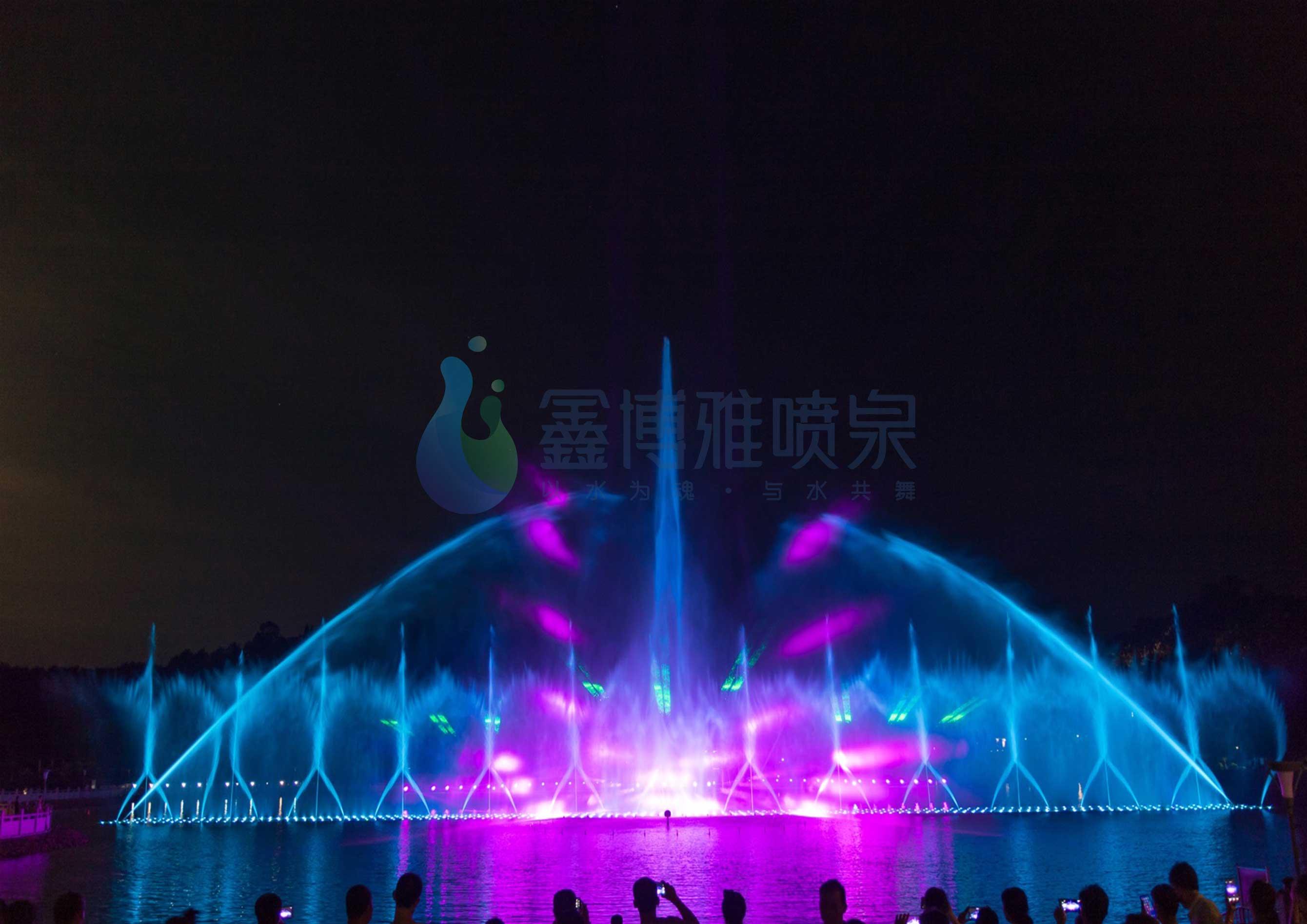 四川景观喷泉厂家