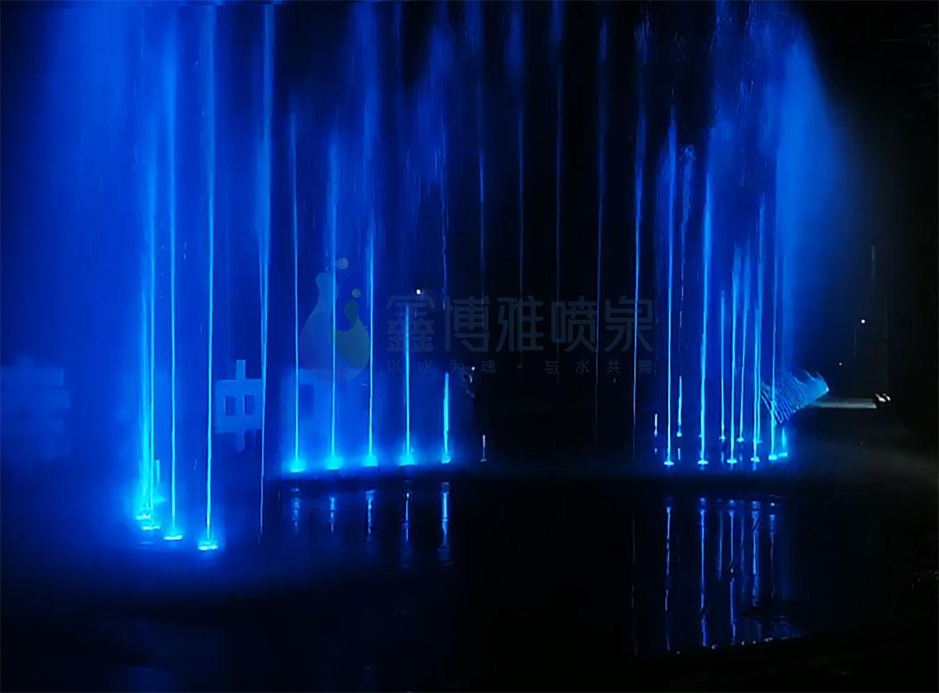 安徽亳州旱地喷泉项目