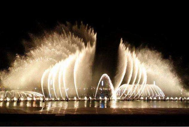 如何控制四川音乐喷泉的节奏?