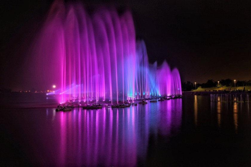 四川音乐喷泉如何拍摄?学好这几招,让夜色喷泉更迷人
