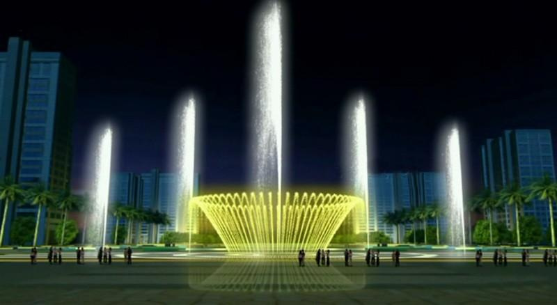 四川喷泉厂家告诉你!如何加强水景喷泉控制系统稳定性能!