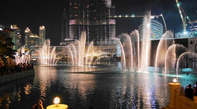 四川音乐喷泉设计艺术与环境科学是如何相结合的?