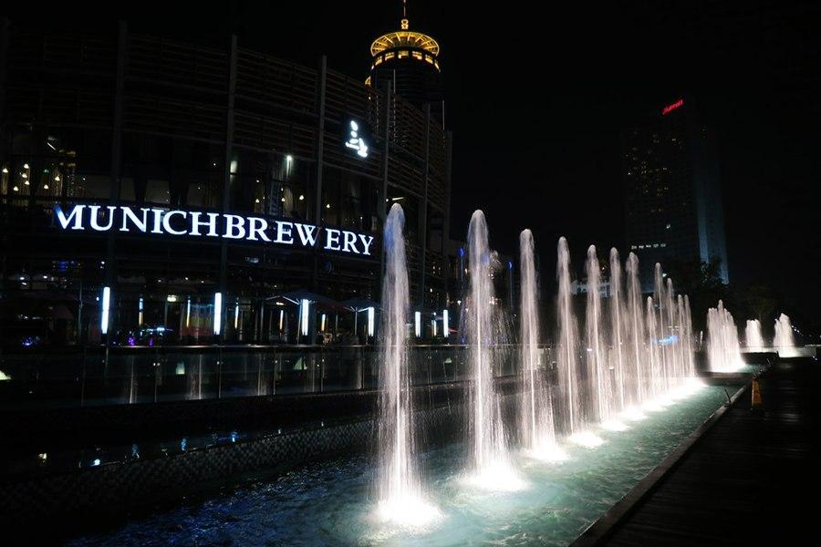 关于四川音乐喷泉欣欣向荣的原因