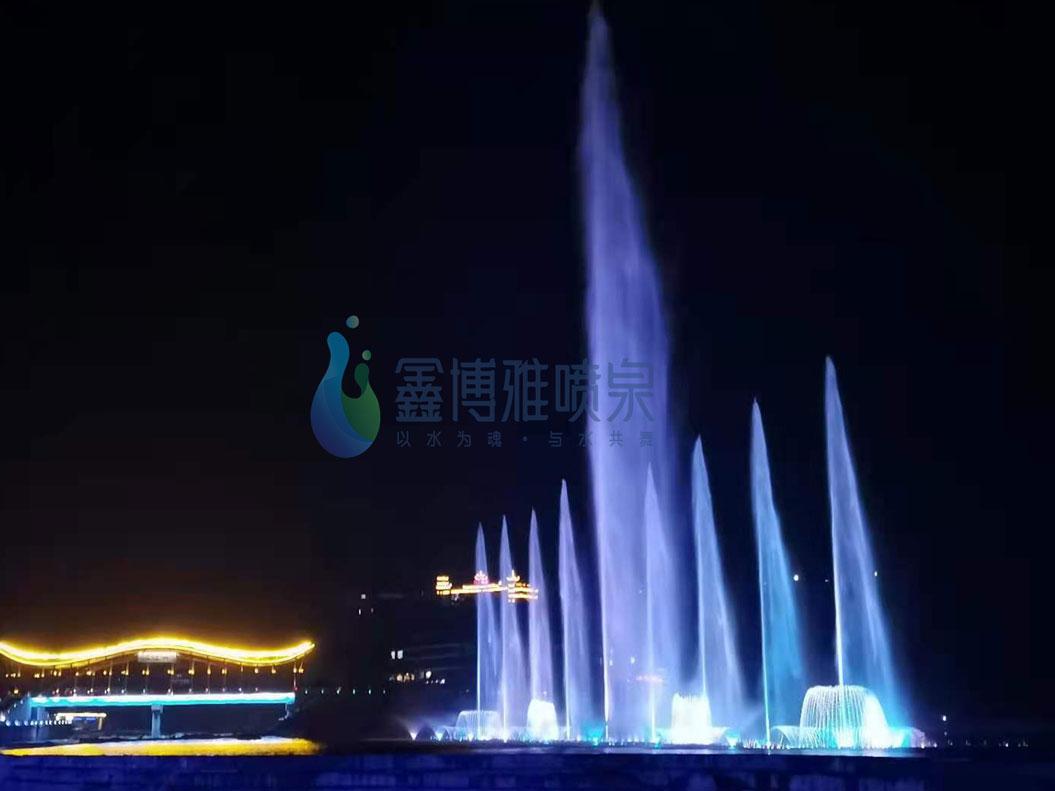 汶川水磨喷泉项目