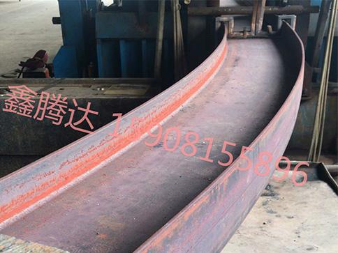 成都钢材拉弯-400工字钢热弯