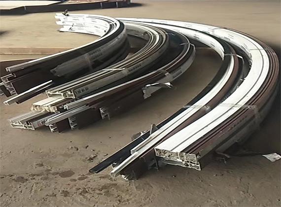 成都弯管加工-铝材弯弧