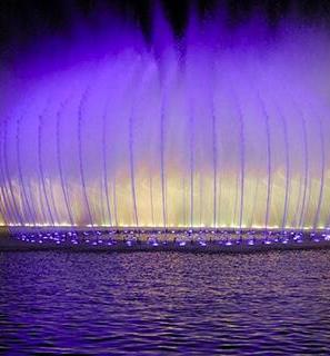 对于音乐喷泉你了解多少呢?音乐喷泉的形成