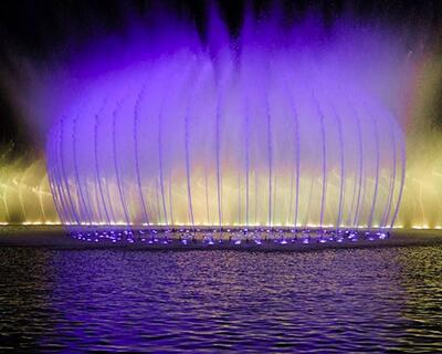 怪不得这么多人都喜欢音乐喷泉,原来优点这么多