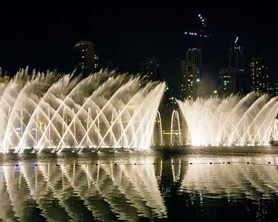 设计广场喷泉需要注意哪些方面呢?