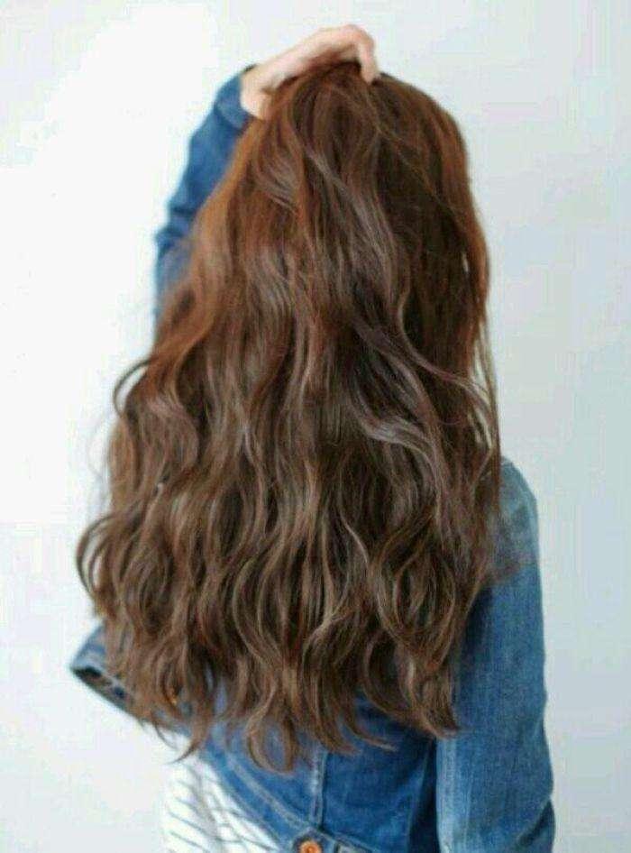长头发怎么养护?长头发的内扣怎么做?小编偷偷告诉你
