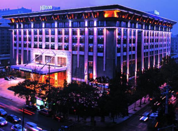 希尔顿酒店不锈钢水箱定制