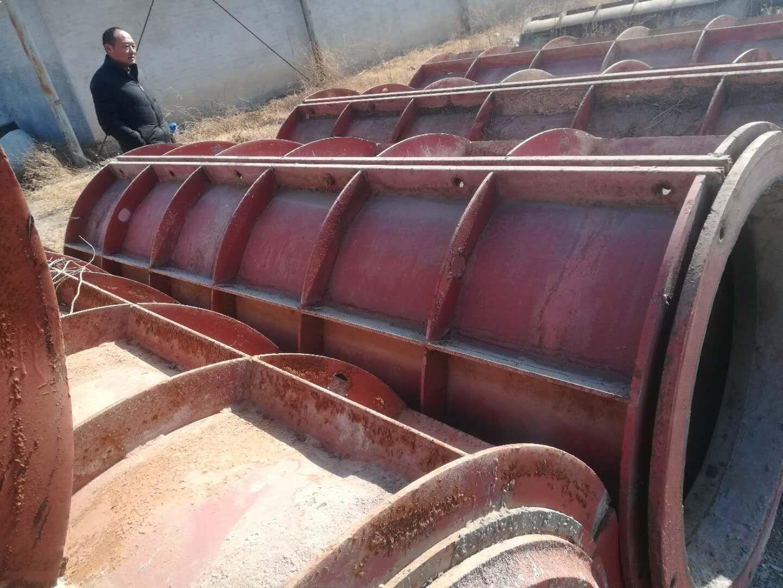 河南平口水泥管模具厂家