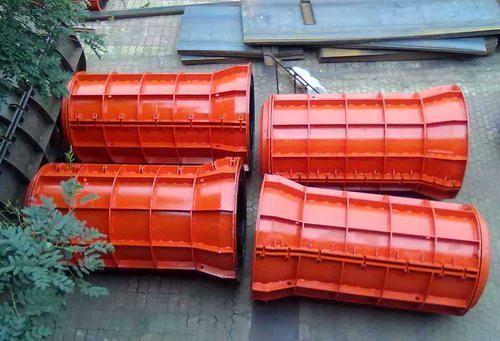 企口水泥管模具