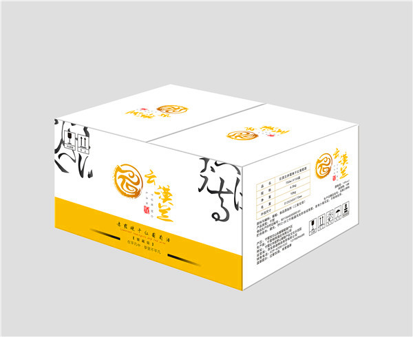 宁夏精装礼盒