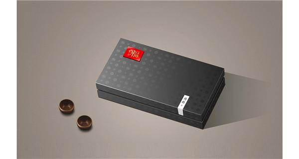 茶葉天地蓋禮盒