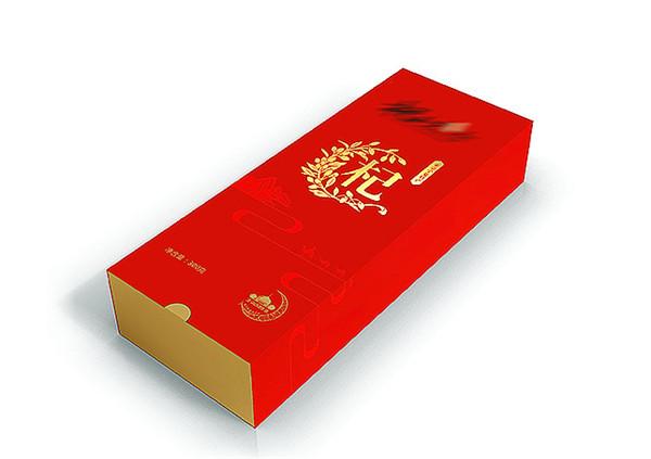 宁夏枸杞抽拉盒包装