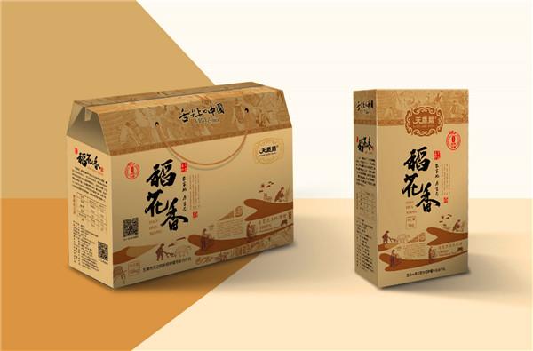 宁夏大米包装