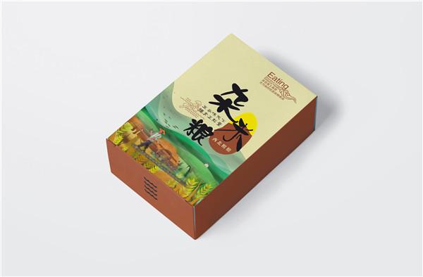 1kg杂粮米砖盒