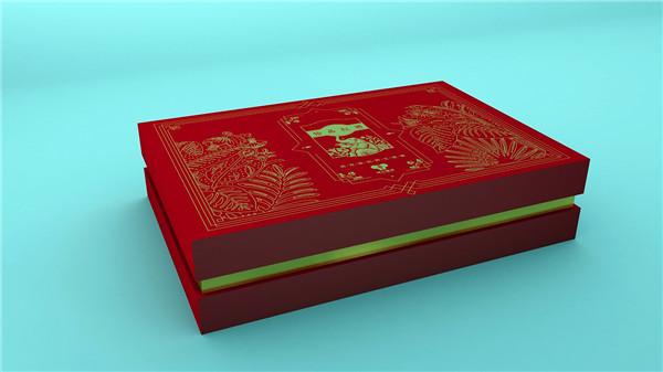紅酒天地蓋套裝禮盒