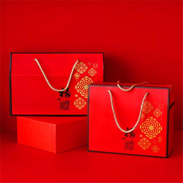 宁夏枸杞礼盒包装