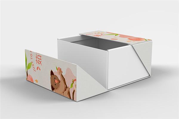 礼品盒设计的三种风格