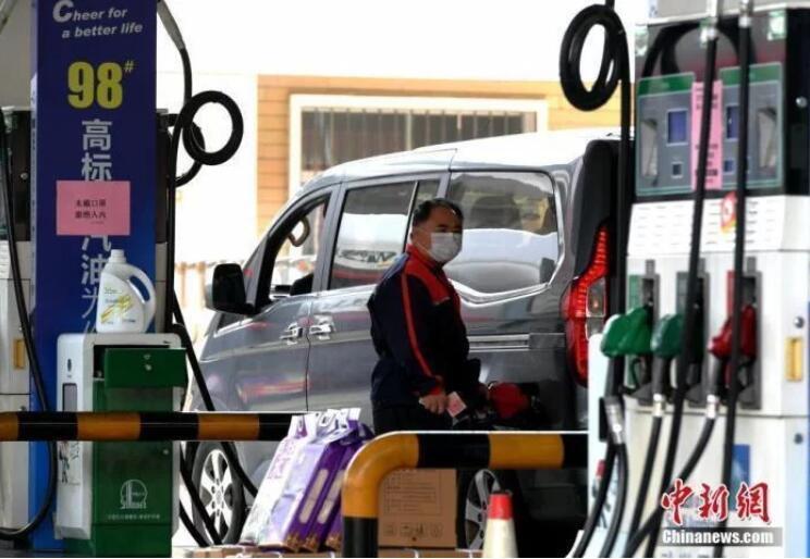 """国内油价15日迎2021年..调价 或现""""五连涨"""""""