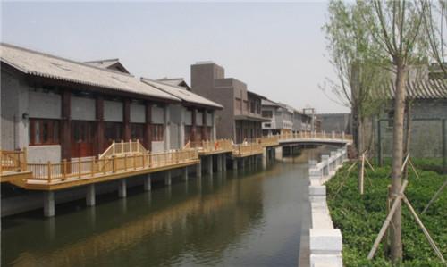 天津北塘古镇