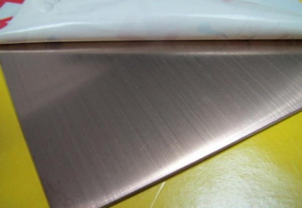 对于304不锈钢板和201不锈钢板你是如何进行区分的