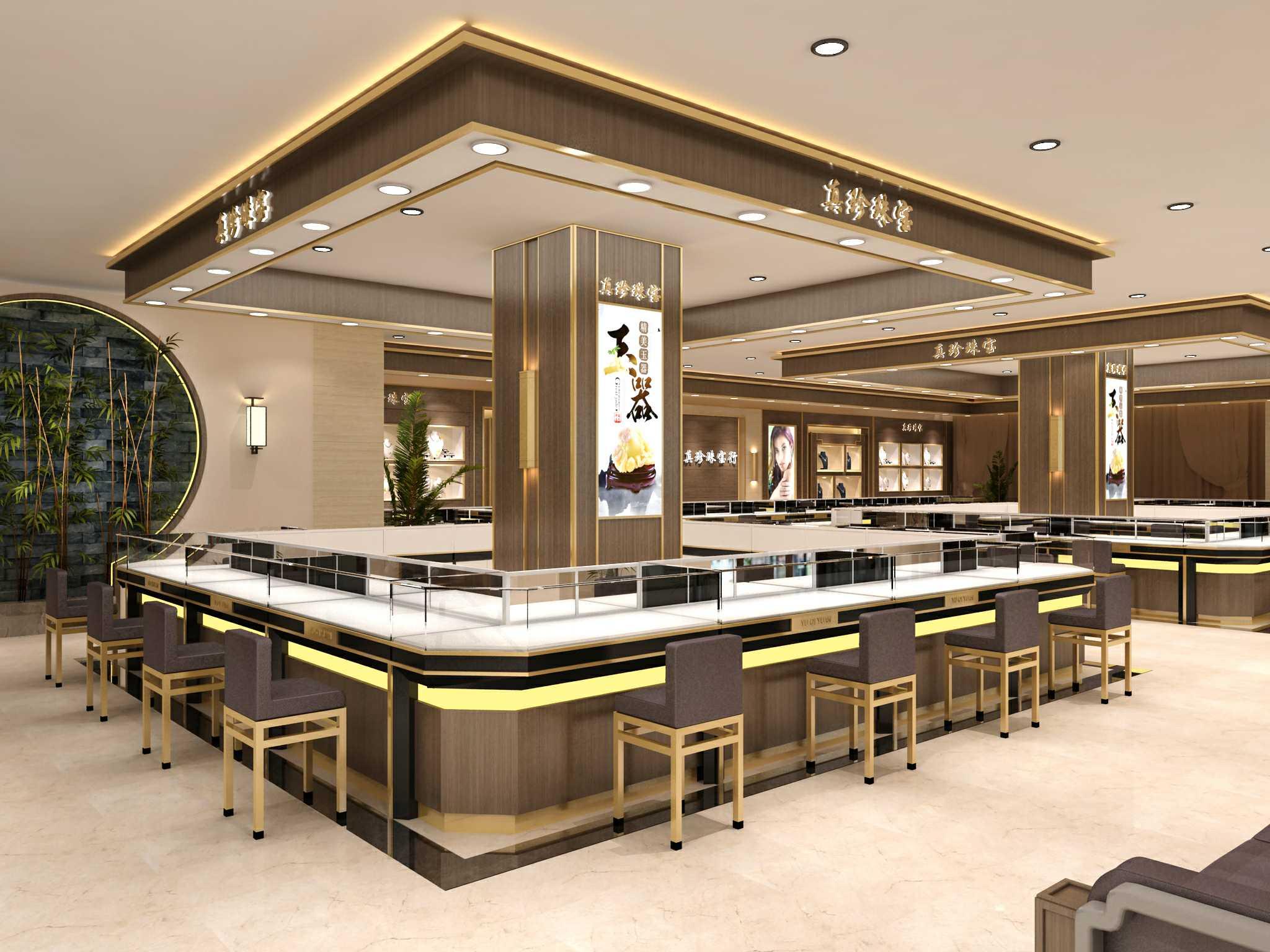 新疆珠宝类玻璃展柜
