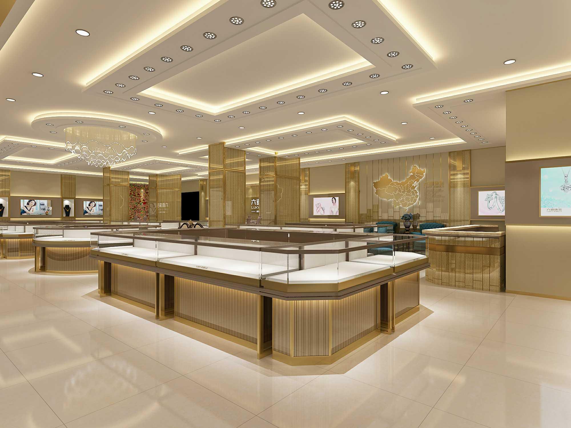 新疆珠宝展柜公司