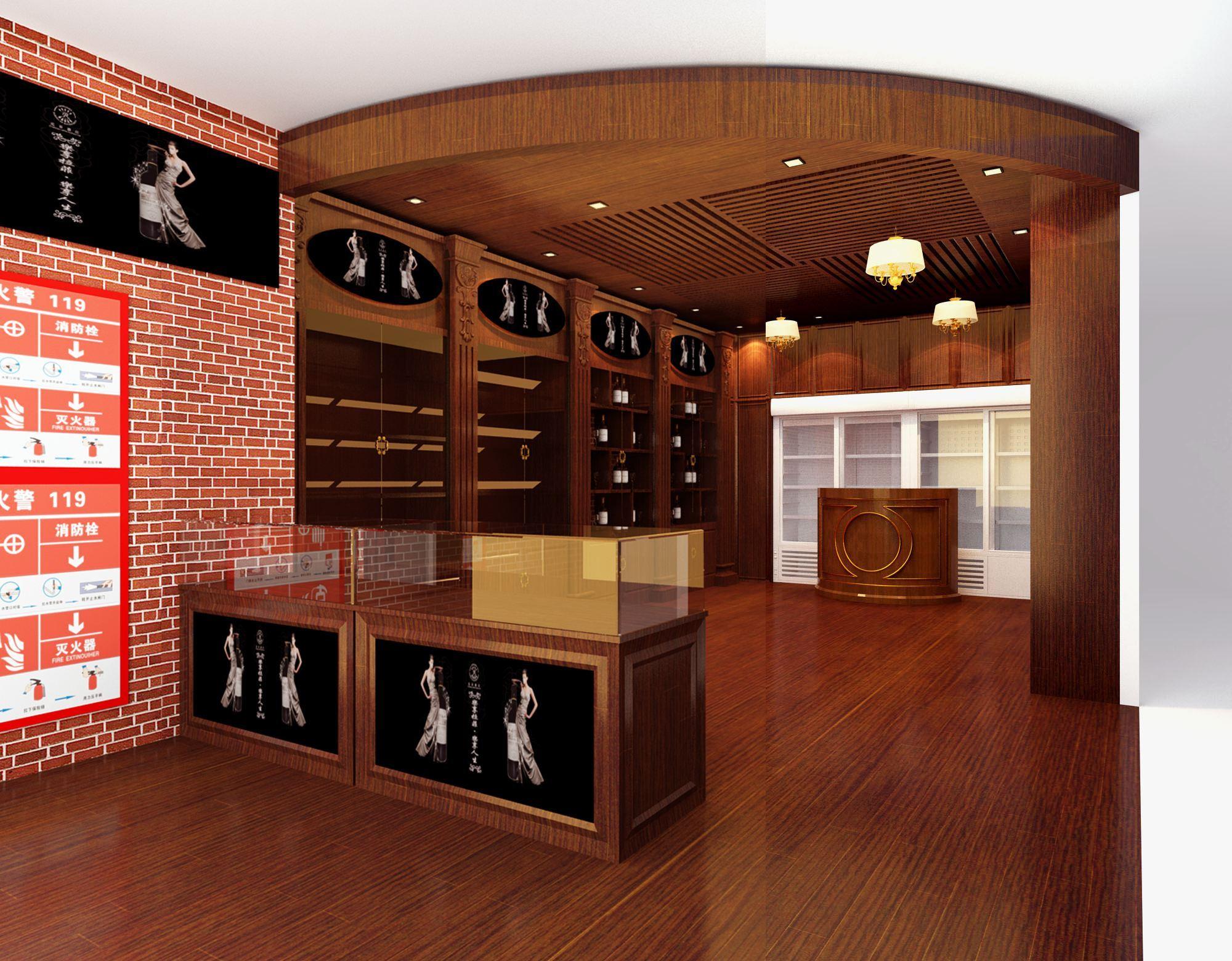 新疆展柜设计公司