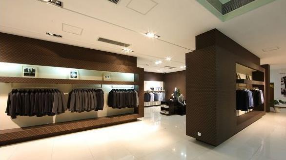 新疆服装展示柜设计为什么十分讲究整体性呢?