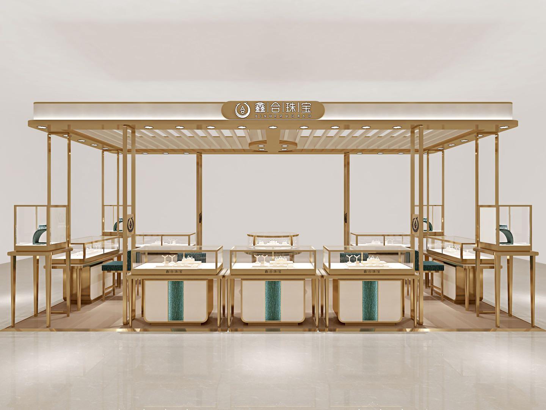 珠宝行业不景气?那是新疆珠宝展柜公司没选好!