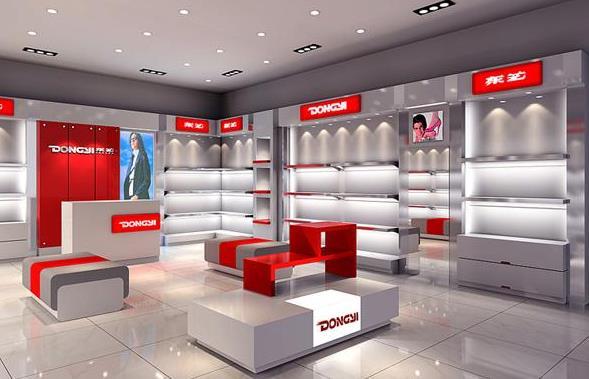 商场中展柜设计有哪些设计的要点呢?