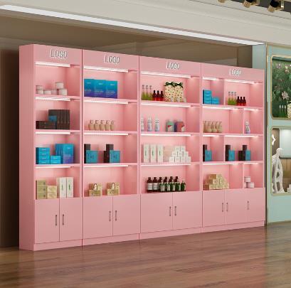 新疆化妆品展柜厂家