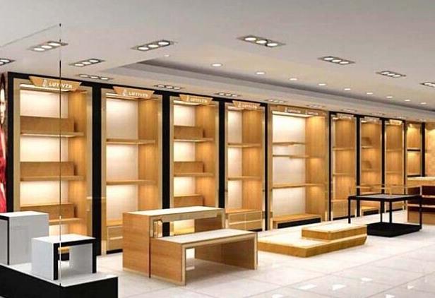 在进行展柜设计的时候比较关键的有哪些?就是好的视觉效果!