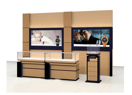 你知道展柜的设计技巧与应用有哪些吗?