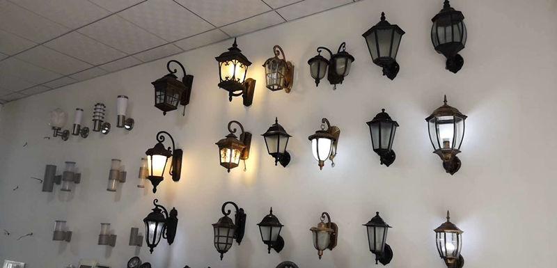 西安壁灯安装