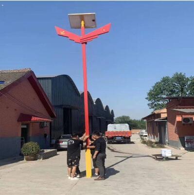 西安太阳能路灯的价格