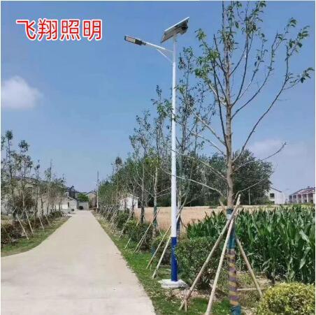 小编向你讲解陕西太阳能路灯价格与哪些因素有关?