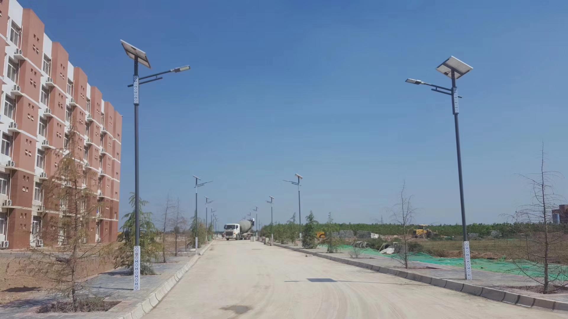 陕西太阳能路灯的工作原理是怎样的?